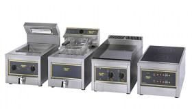 Photo de matériels de cuisson professionnel pour la restauration Roller Grill