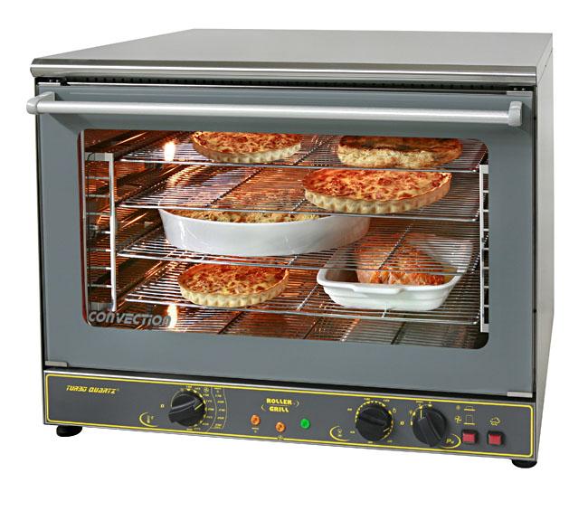 ohoto d'un four professionnel à pâtisserie et four à pain électrique