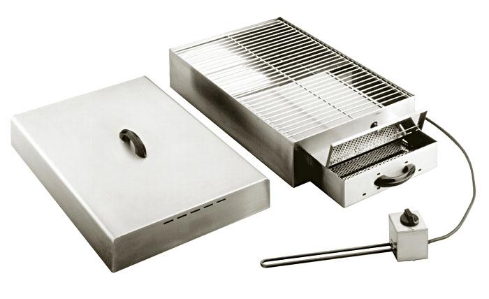 Photo d'un fumoir à froid en inox, électrique pour professionnel : Fumoir FM 2 Roller Grill
