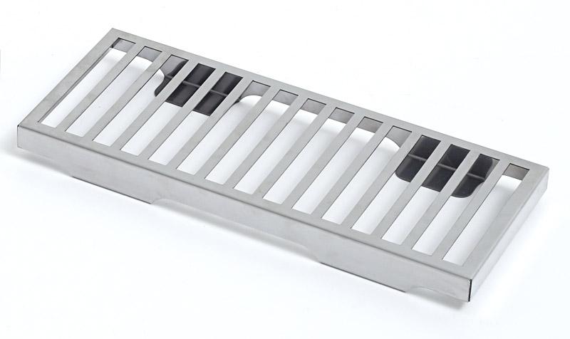 Photo d'une grille de cuisson pour plancha 600 mm Roller Grill