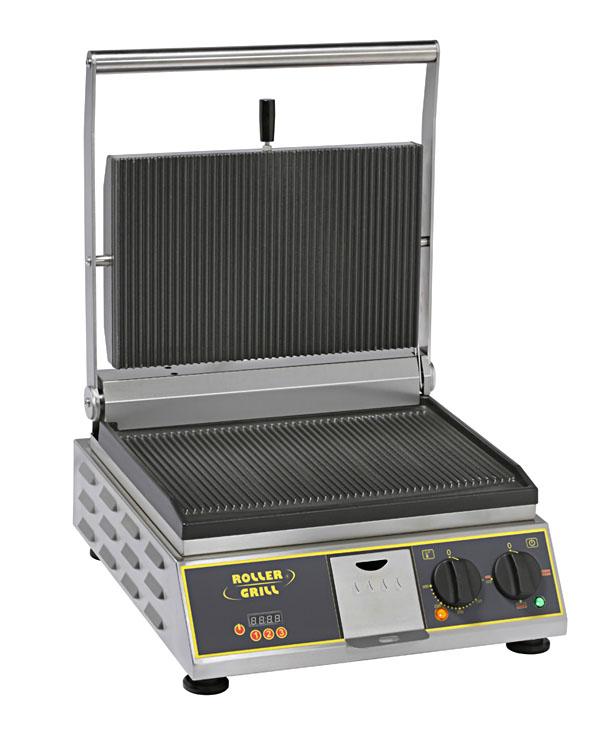 Photo d'un multi contact-grill et panini grill 3 en 1 pour panini, viande, burger