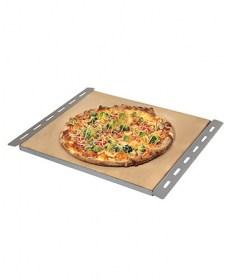 Photo d'une pierre à pain pour four électrique et pour pizza