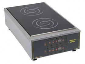 Plaque à snacker électrique induction professionnelle