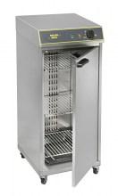 Photo d'un chauffe assiette professionnel et armoire chauffante de cuisine pro