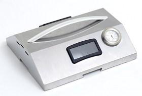 Photo d'une cloche de cuisson pour plancha Roller Grill 400 mm