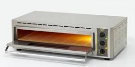 Photo d'un four électrique à pizza professionnel haut de gamme et extra-large