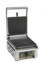 Photo d'un grille viande électrique professionnel en fonte Roller Grill