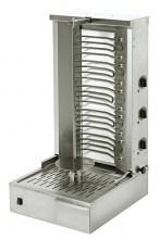 Photo d'une Machine à kebab électrique professionnelle et grill kebab