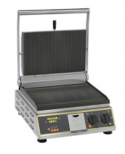 Photo d'un multi contact-grill et panini grill 3 en 1 pour panini, viande, burger