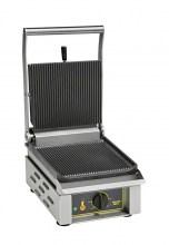 Photo d'une presse à sandwich pro : toaster pour pain hamburger et grill viande