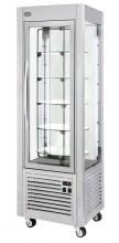 Poto d'une vitrine réfrigérée verticale et ventilée pour chocolat