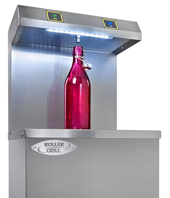 fontaine eau réfigérée entreprise speciale covid pedale aqua80p
