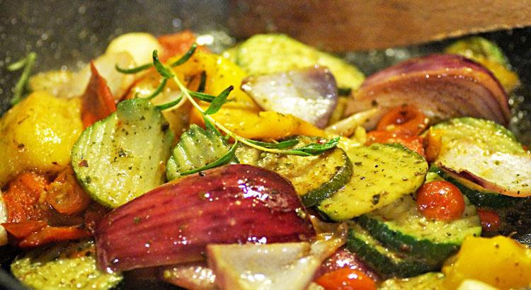 legumes a la plancha 3915146