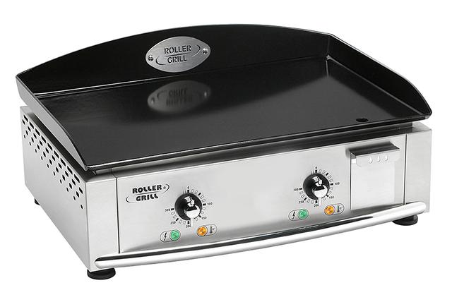 plancha acier maill au gaz ou lectrique roller grill. Black Bedroom Furniture Sets. Home Design Ideas