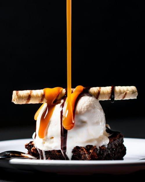 Chauffe sauce professionnel idéal pour mettre en valeur vos desserts