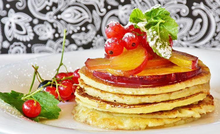 Crêpe ou pancake