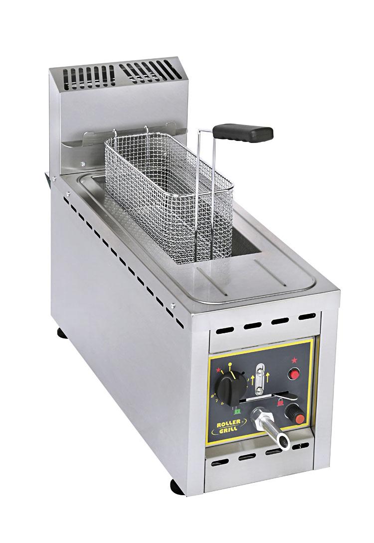 friteuse gaz professionnelle compacte rfg8