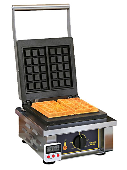 gaufrier professionnel simple Roller Grill GES 10